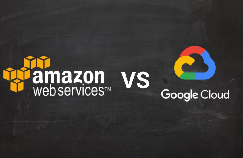 When is it Smarter to Choose AWS Over Google Cloud Platform
