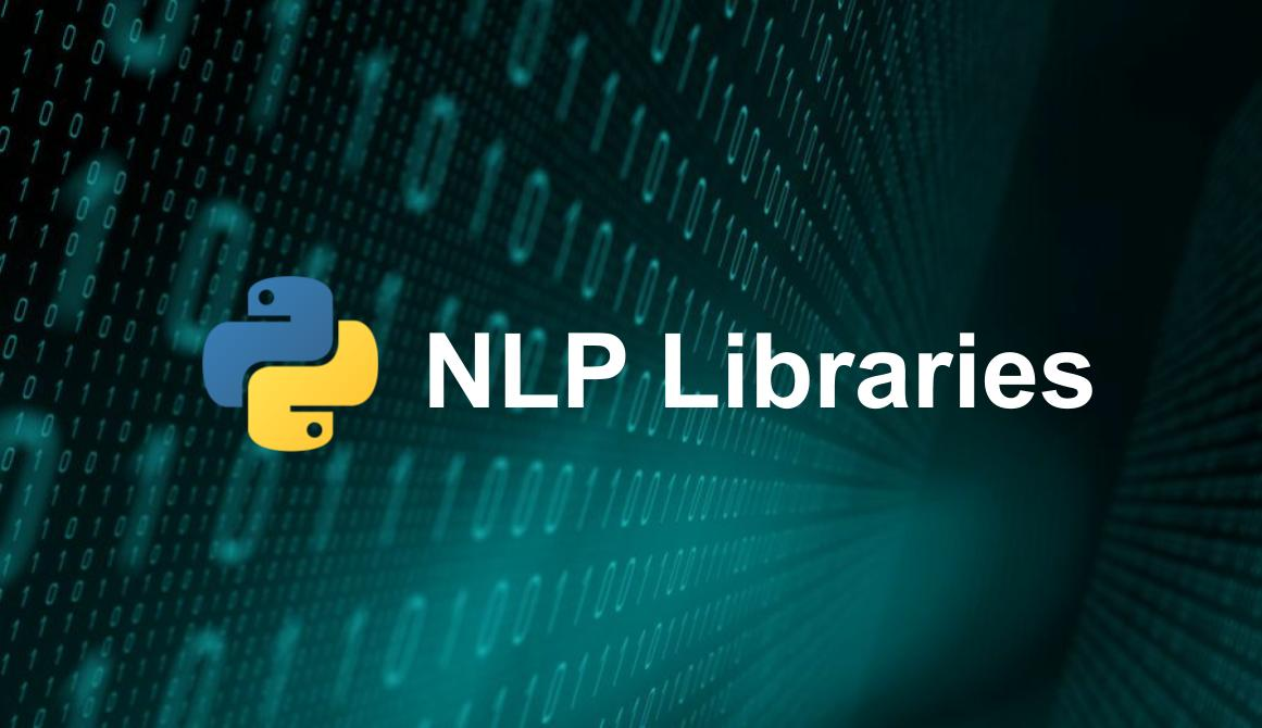 Top Python NLP Libraries: Features, Use Cases, Pros and Cons